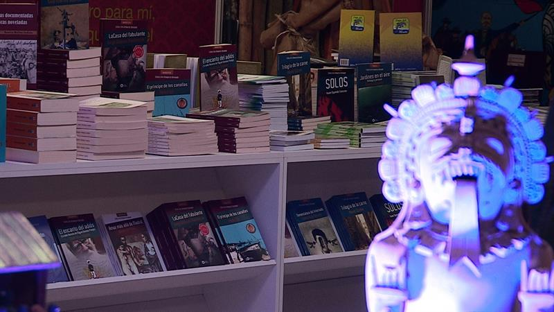 The International Book Fair of Quito opens the doors of its tenth edition