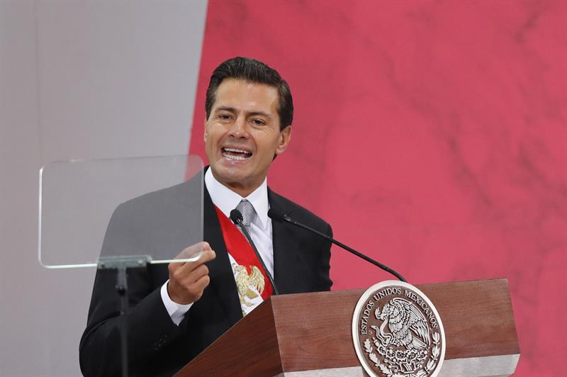 Peña Nieto plans to close government with more than four million new jobs