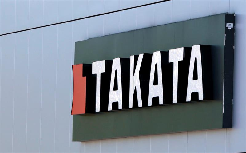 Takata closes the sale of all its business to the American KSS