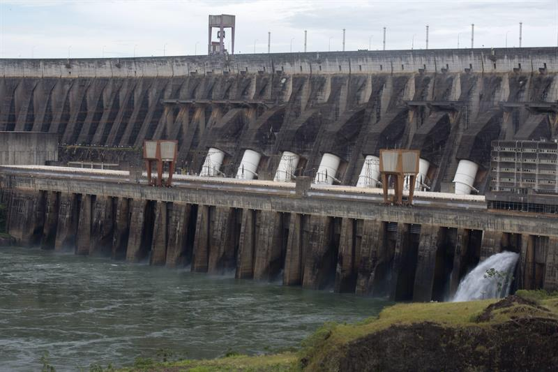 Itaipu achieves a record 2,500 million megawatt hours of accumulated production